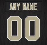 New Orleans Saints Jersey Poster - Print Personalized Select ANY Name & ANY Number - PixArtsy - 6