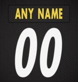Pittsburgh Steelers Jersey Poster - Print Personalized Select ANY Name & ANY Number - PixArtsy - 6
