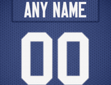 New York Giants Jersey Poster - Print Personalized Select ANY Name & ANY Number - PixArtsy - 6