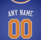 New York Knicks Jersey Poster - Print Personalized Select ANY Name & ANY Number - PixArtsy - 6
