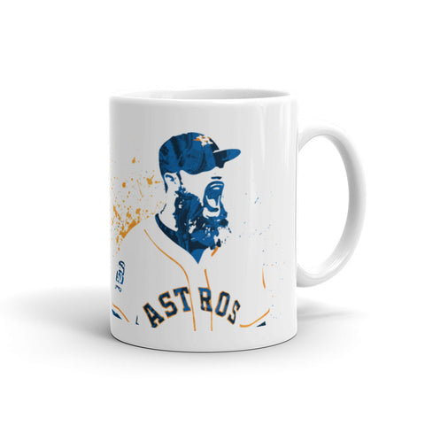 Dallas Keuchel Houston Astros Mug - PixArtsy