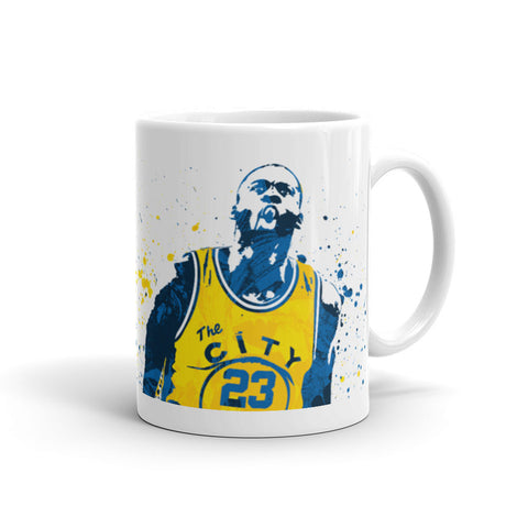 Draymond Green Golden State Warriors Mug - PixArtsy