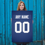 New York Giants Jersey Poster - Print Personalized Select ANY Name & ANY Number - PixArtsy - 5