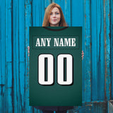 Philadelphia Eagles Jersey Poster - Print Personalized Select ANY Name & ANY Number - PixArtsy - 5