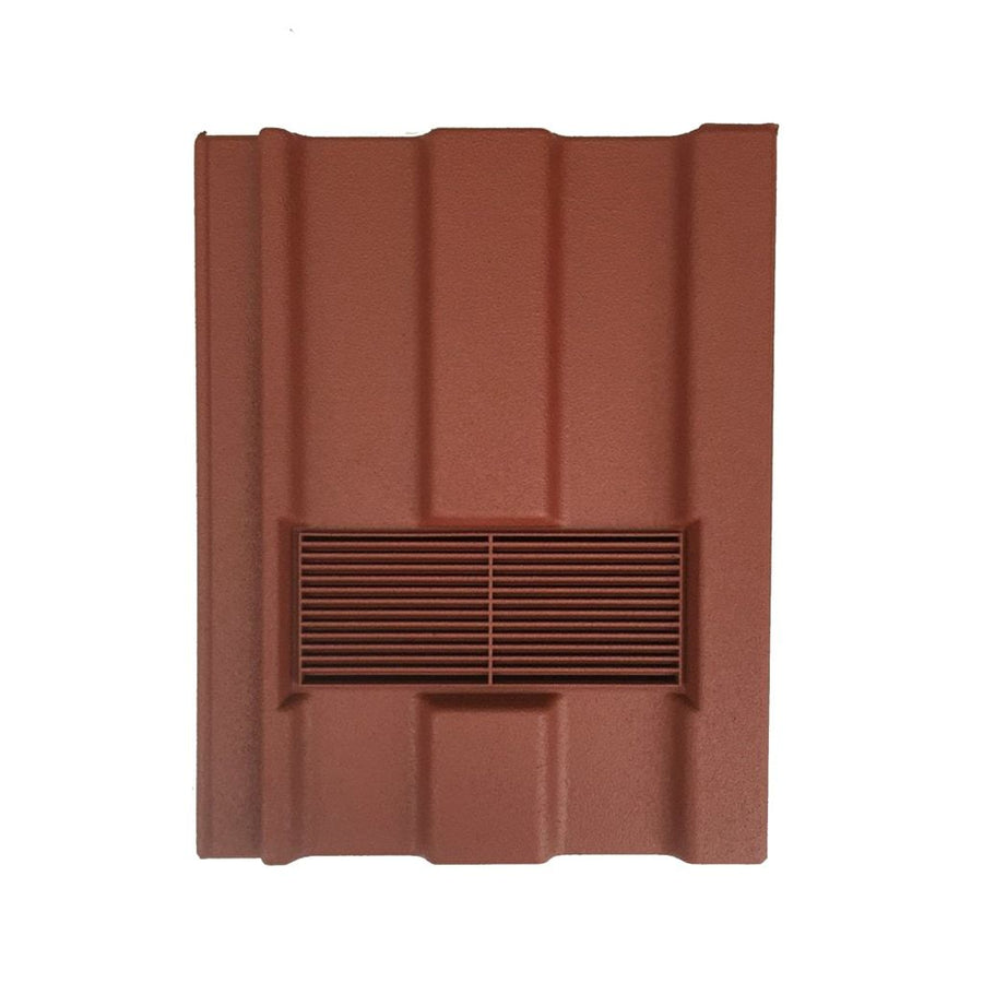 Beddoes Products Inline Marley Ludlow Major Vent Tile Red - Sanded