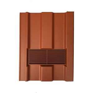 Beddoes Products Inline Marley Ludlow Major Vent Tile Terracotta - Smooth