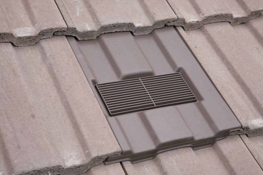 Beddoes Products Inline Marley Ludlow Major Vent Tile