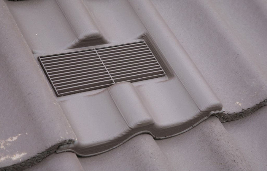 Beddoes Products Inline Marley Mendip Vent Tile