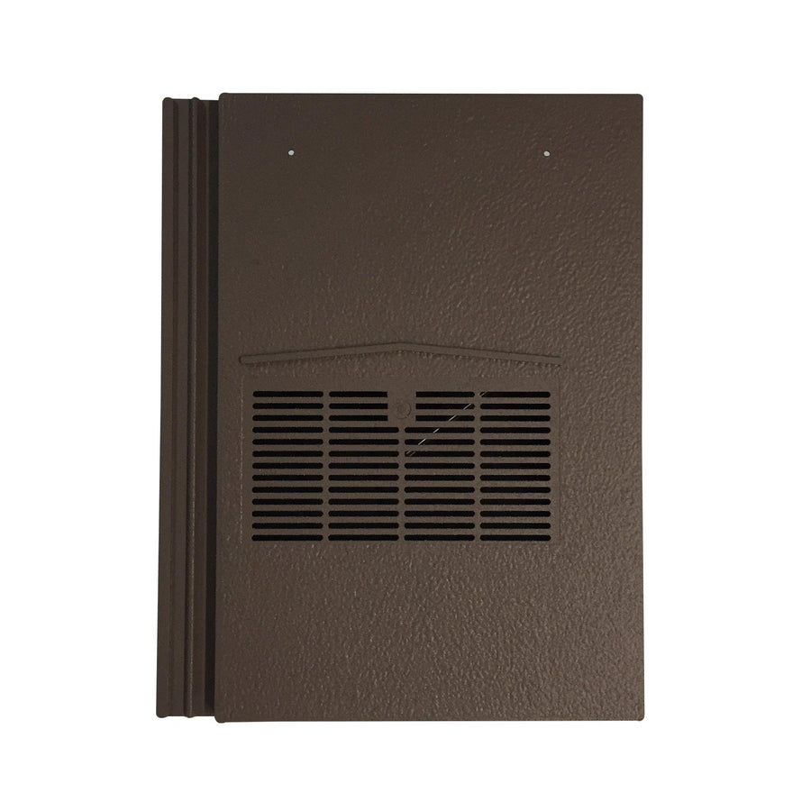 Beddoes Products Inline Marley Modern Vent Tile Brown Sanded