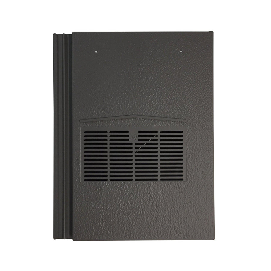 Beddoes Products Inline Marley Modern Vent Tile Grey Smooth