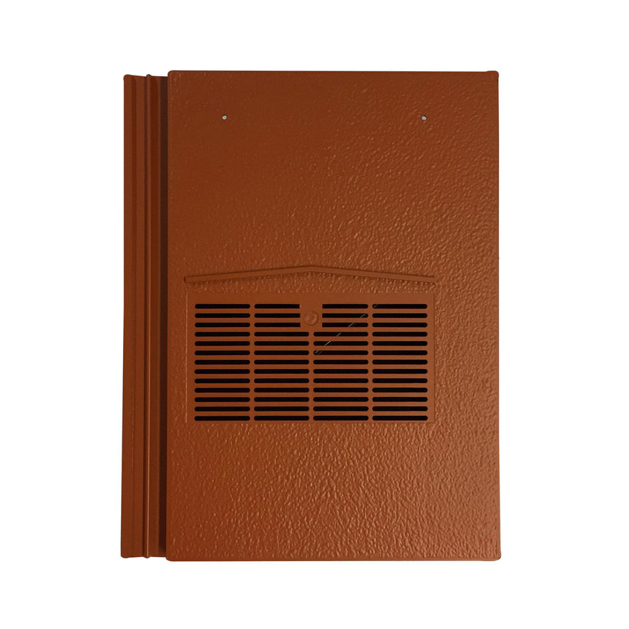 Beddoes Products Inline Marley Modern Vent Tile Terracotta Smooth