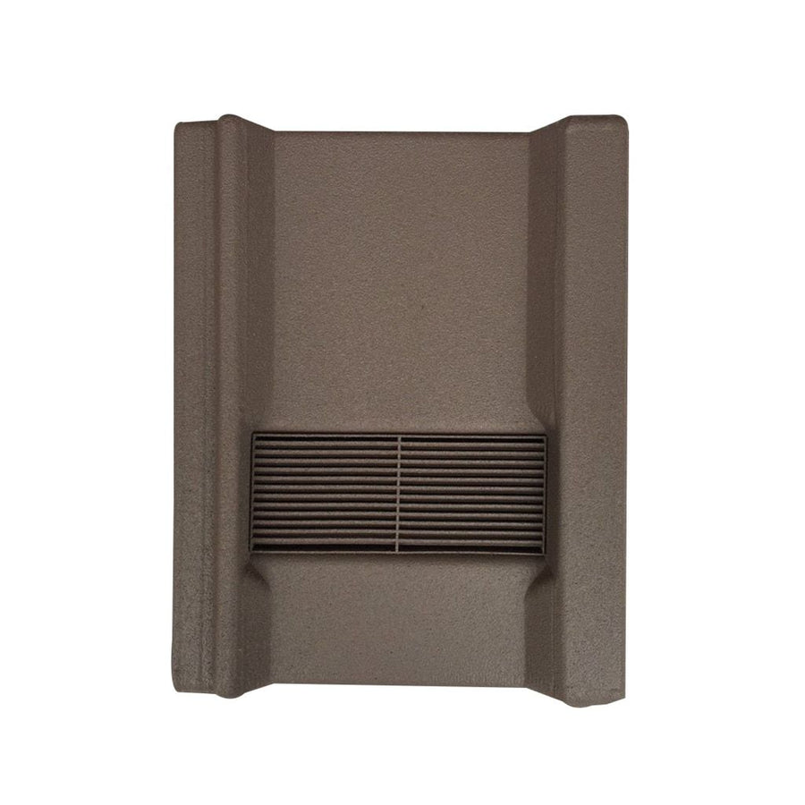 Beddoes Products Inline Marley Wessex Marley Wessex Vent Tile Brown - Sanded / Only