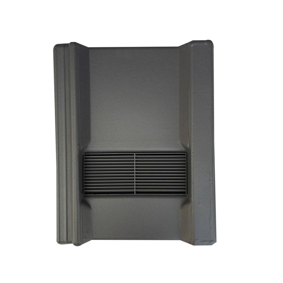 Beddoes Products Inline Marley Wessex Vent Tile Grey - Smooth / Only