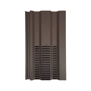 Beddoes Products Inline Redland 49 Vent Tile Brown - Smooth