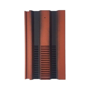 Beddoes Products Inline Redland 49 Vent Tile Farmhouse Red - Smooth