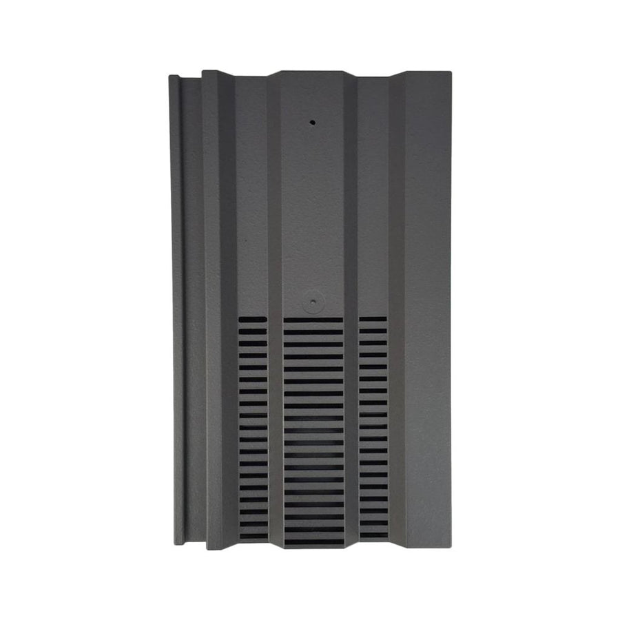 Beddoes Products Inline Redland 49 Vent Tile Grey - Smooth