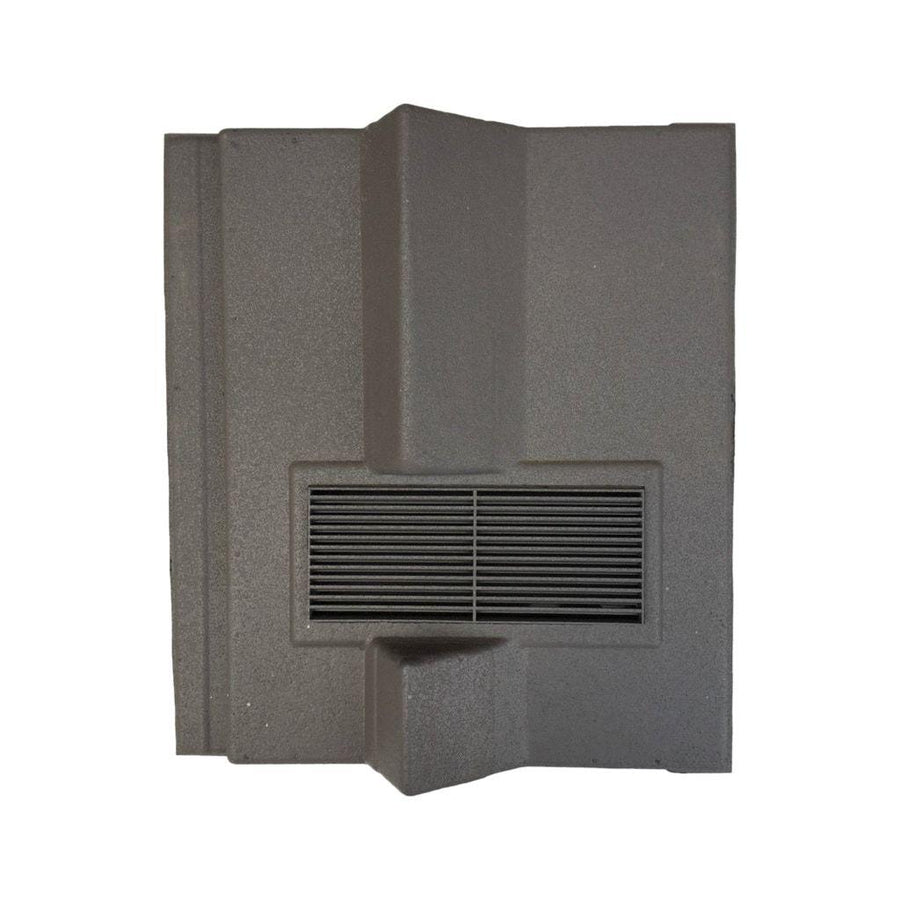 Beddoes Products Inline Redland Delta Roof Tile Vent Grey - Sanded / Only