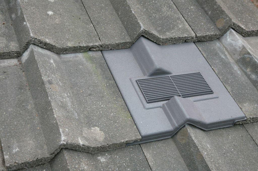Beddoes Products Inline Redland Delta Roof Tile Vent