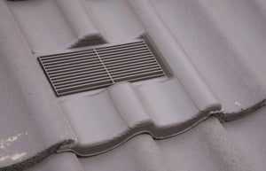 Beddoes Products Inline Redland Grovebury Vent Tile