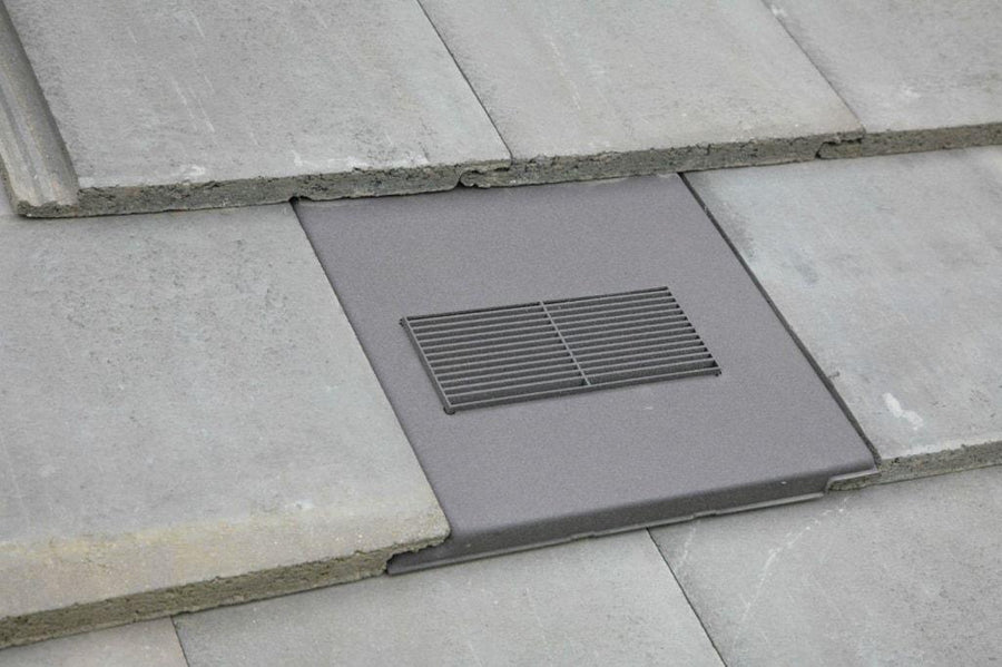 Beddoes Products Inline Redland Stonewold Mk2 Vent Tile