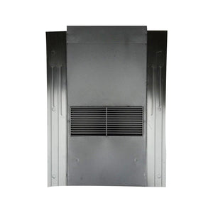Beddoes Products Inline Slate Vent 500 x 250 mm (20 x 10 inch) 2