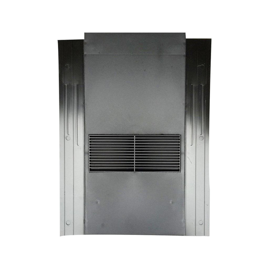 Slate Roof Vent Tile 500 x 250 mm (20 x 10 inch) 2