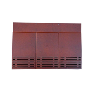 Beddoes Products Plain Tile Vent Rosemary Smooth