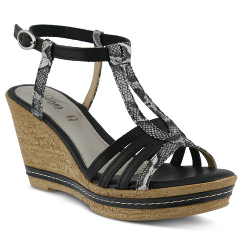 Azura Italian Fashion-Mid Summer Black