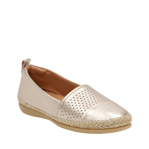 Reeney Helen - 15335-	Gold leather
