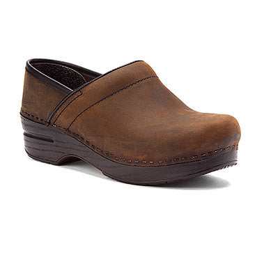 Professional Medium - 206-780-Brown Oiled Leather