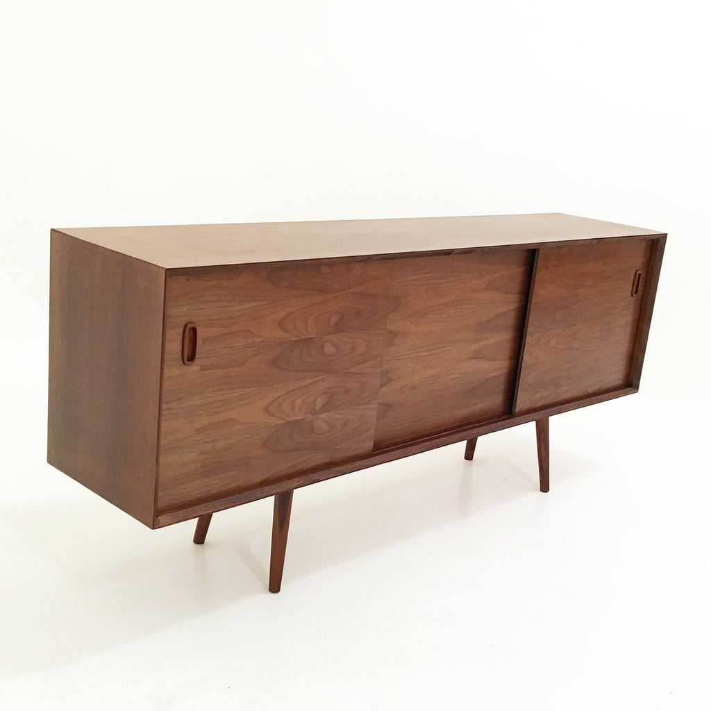 Tapered Leg Credenza
