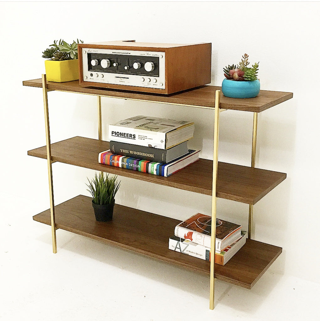 com decoration products wooden brown tier designer home shape ladder collections rack wall decor book shelf mamta