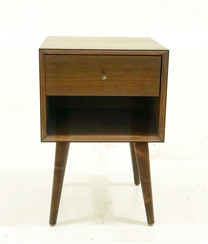 Clark Nightstand- Single Drawer