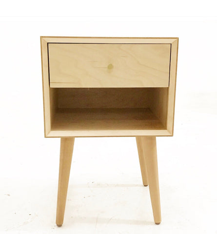 Gigi Single Drawer Nightstands