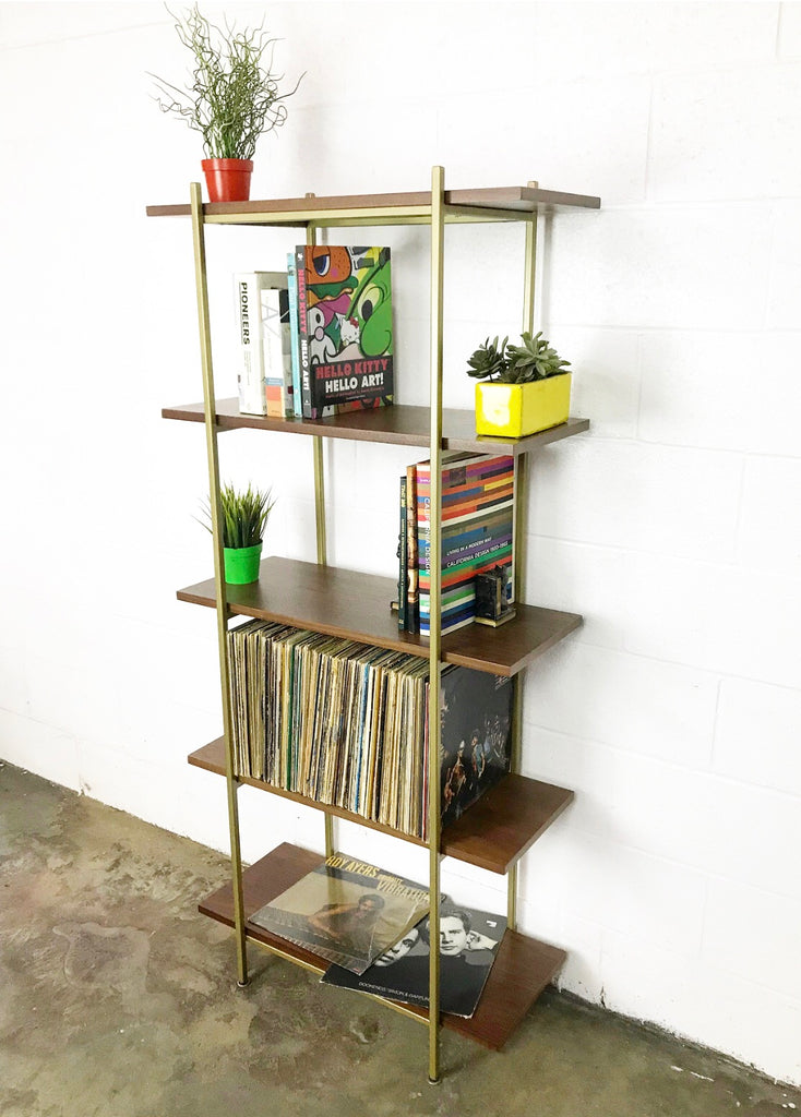 Mid Century Style Wall Unit- 30""