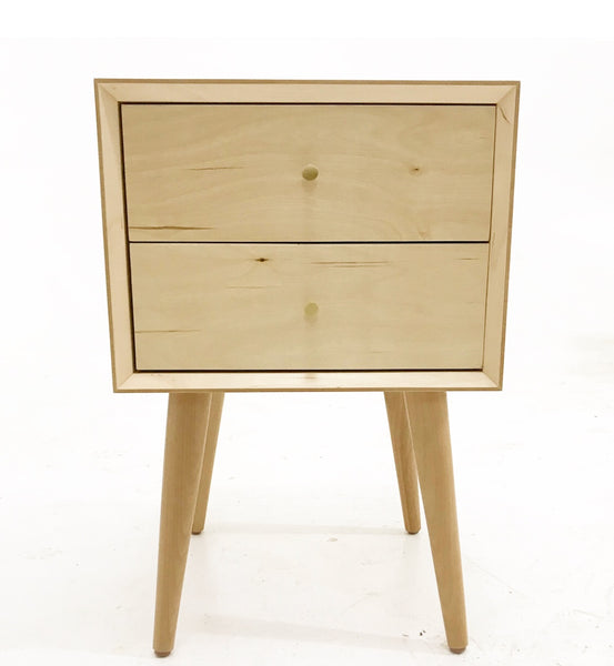 Gigi Double Drawer Nightstands