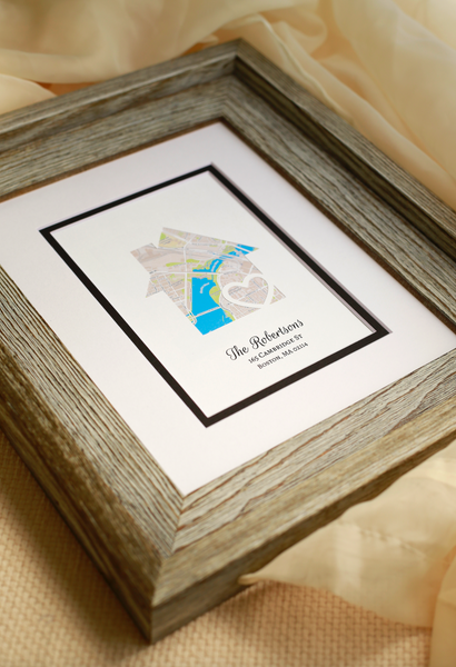 Realtor Closing Gift Housewarming Gift Real Estate Client Gift Realtor Gift Personalized First Home Gift Our First Home Our First House