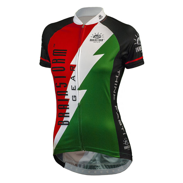 Bolt Cycling Jersey (Women's)