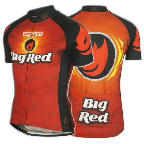 Wrigley's™ Big Red® Cycling Jersey (Men's)