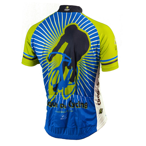 Cirque du Cycling Jersey - Men's (back)