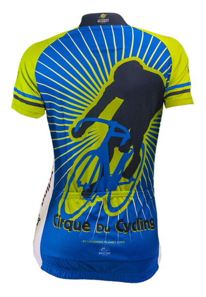Cirque du Cycling Jersey - Women's (back)