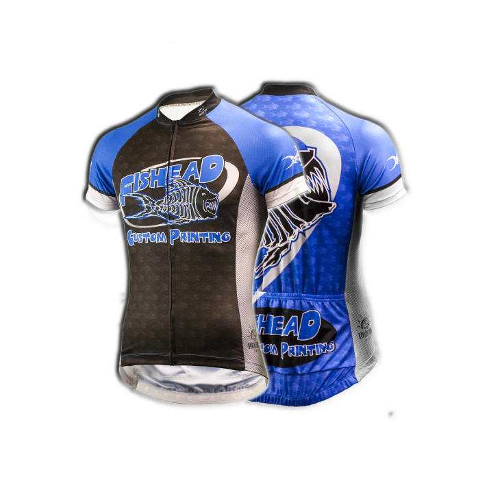 Fishead Cycling Jersey (Men's)