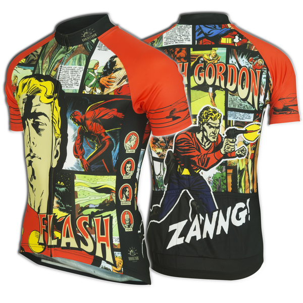 Flash Gordon Cycling Jersey (Men's)