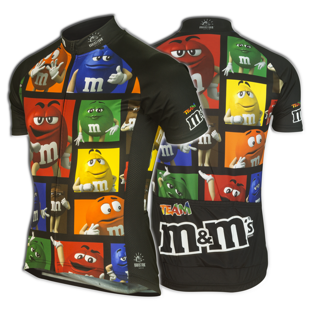 "M&Ms® ""Windows"" Cycling Jersey (Men's)"