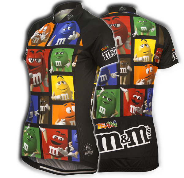 "M&Ms® ""Windows"" Cycling Jersey (Women's)"