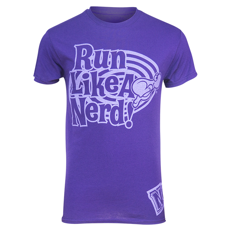 Nerds Running Shirt (Men's)