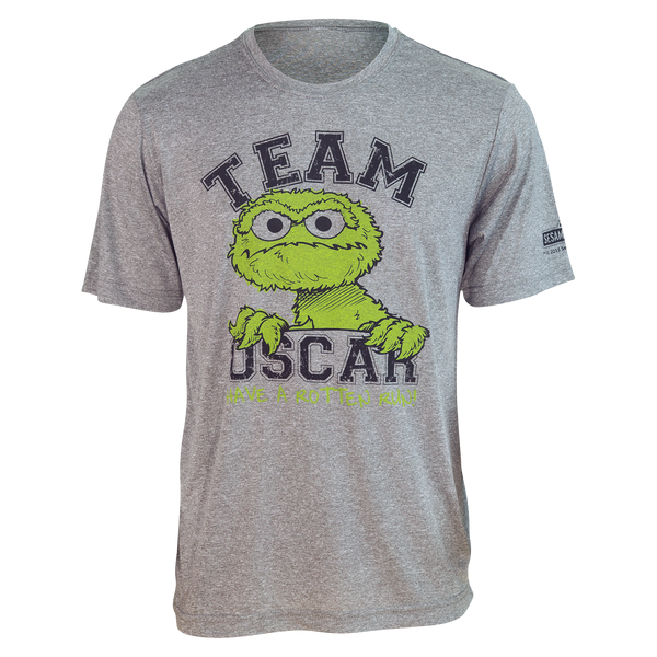"TEAM OSCAR ""Have a Rotten Run!"" Running Shirt (unisex)"