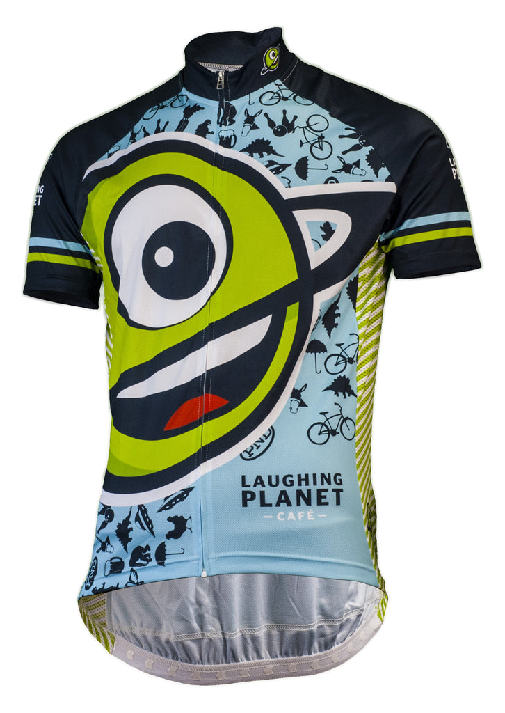 Laughing Planet Cycling Jersey (Men's)