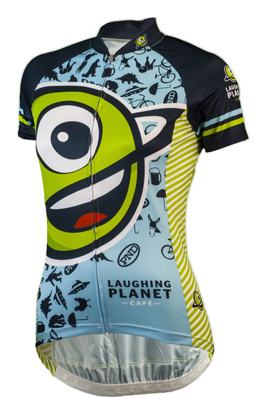 Laughing Planet Cycling Jersey (Women's)