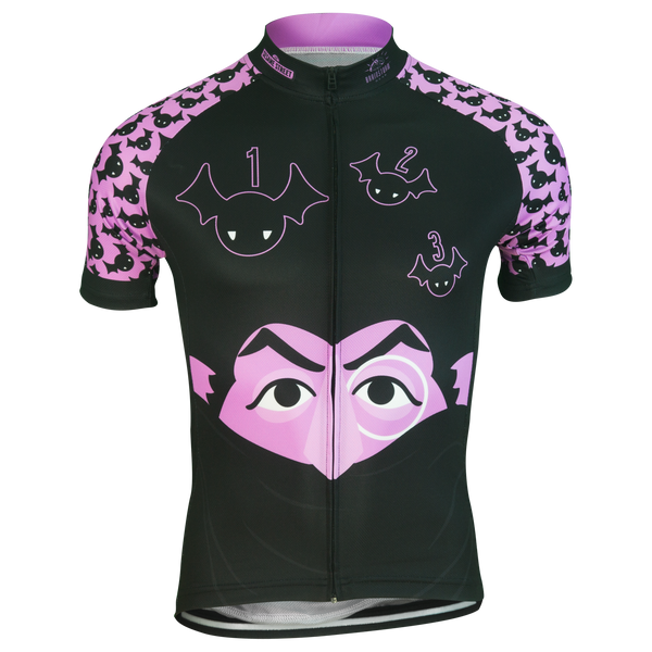 The Count Cycling Jersey (Men's)